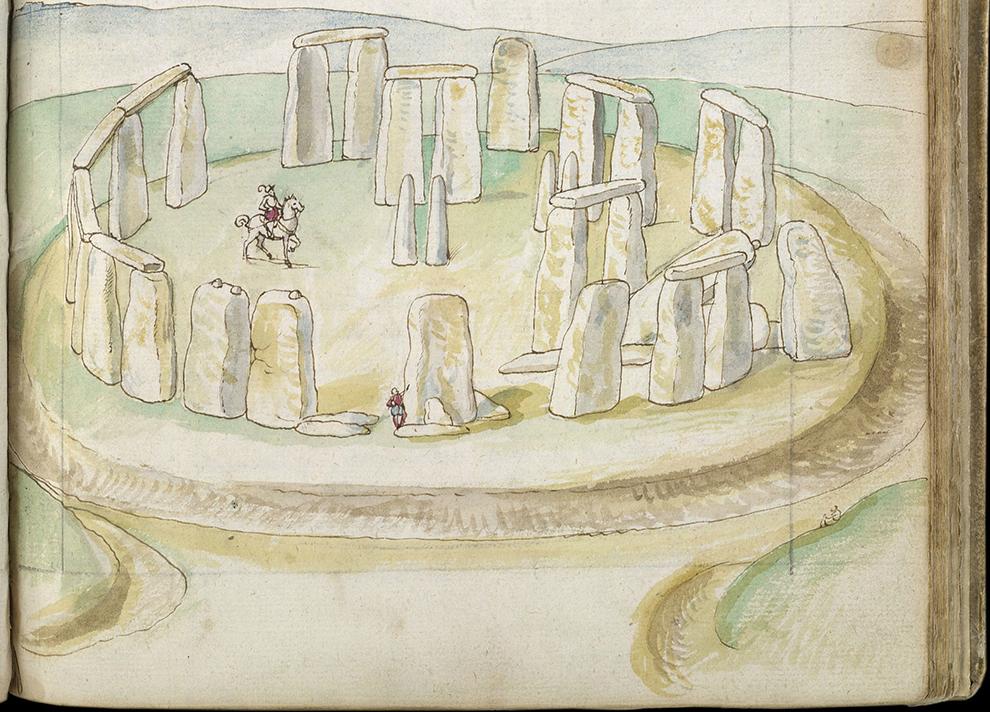 Stonehenge_Lucas_de_Heere