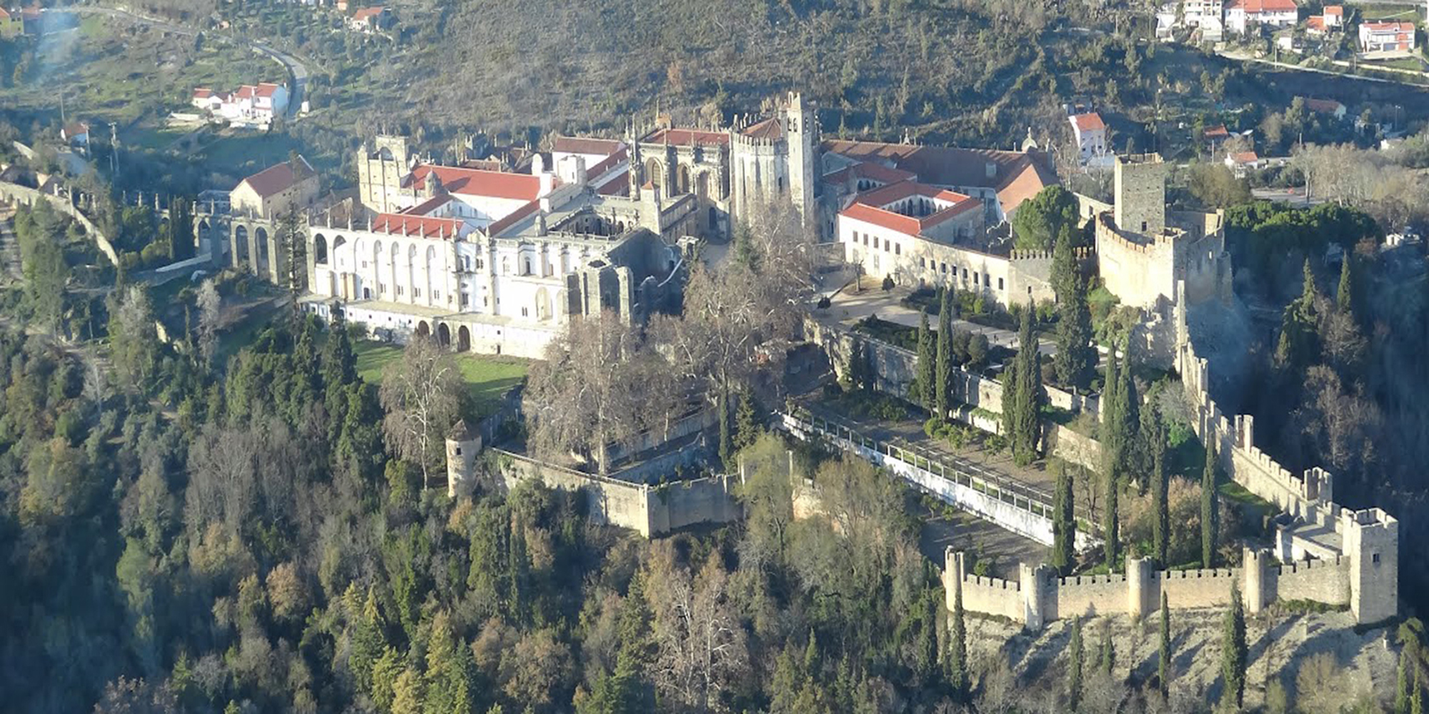 Christusritterburg - Convento da Ordem de Cristo